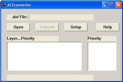 Ace Converter version 3 10 User's Manual
